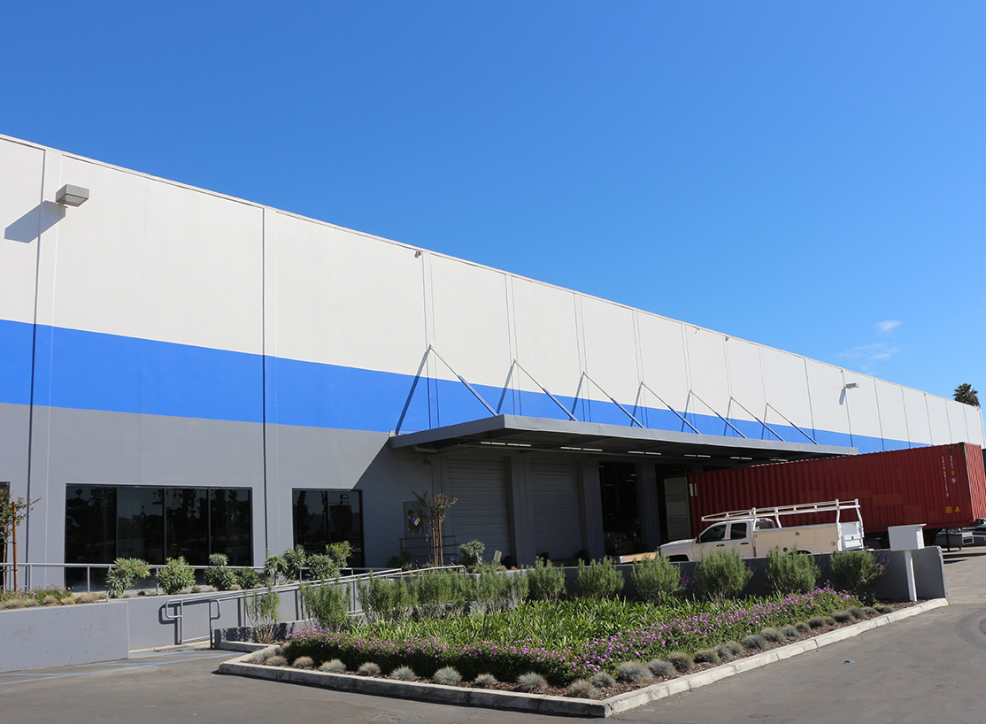 Carson, CA - single tenant industrial