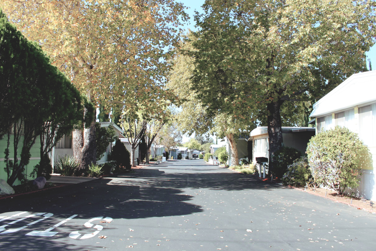 Simi Valley, CA - Mobile Home Park