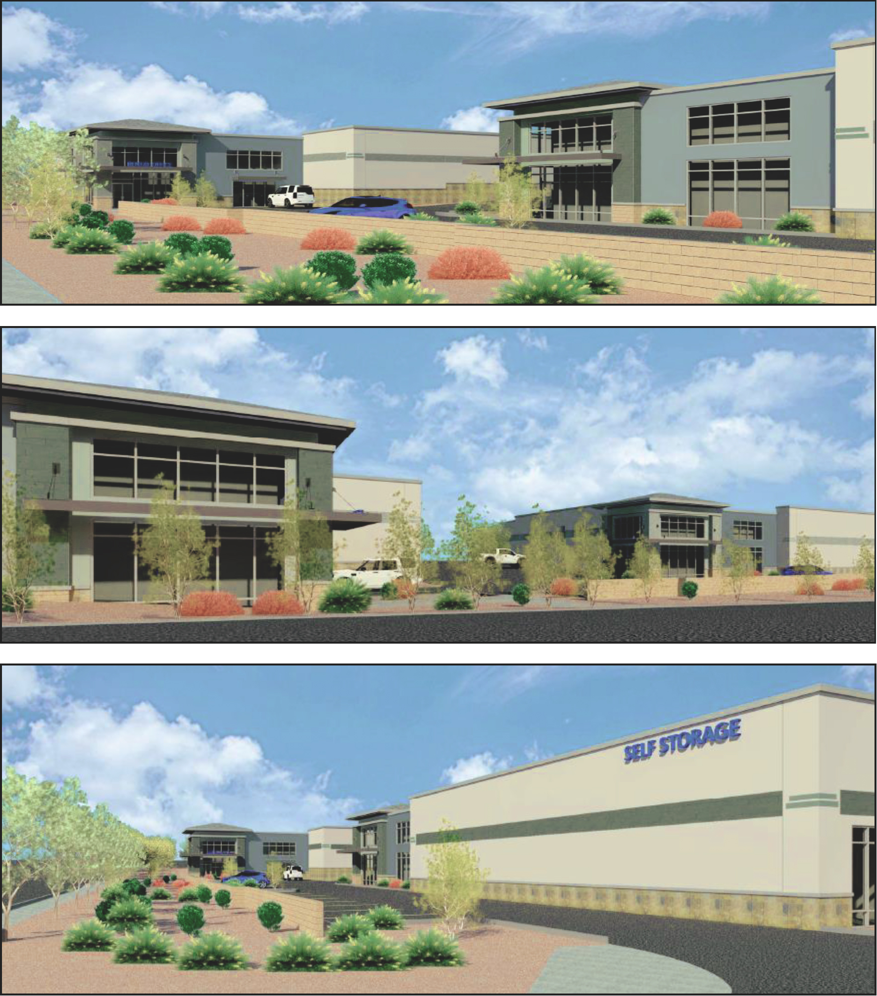 Arizona - Self-Storage Construction